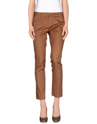 Trou Aux Biches Trousers Casual Trousers Women Cocoa