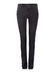 Salsa Wonder Push Up Slim Jeans In Rinse Denim Rinse
