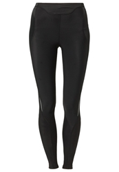 Skins A400 Active Leggings Schwarz Black