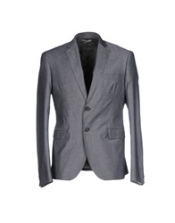 Guess By Marciano Blazers Grey