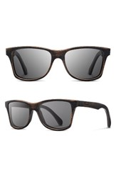 Shwood Men's 'Canby' 54Mm Wood Sunglasses