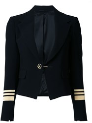 Neil Barrett Captain Jacket Black