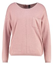 Soyaconcept Dollie Jumper Dusty Rose Melange