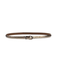 Golden Goose Belts Bronze