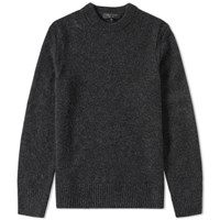 Rag And Bone Oliver Crew Knit Grey