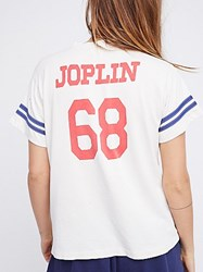Retro Brand Jersey Tee By At Free People