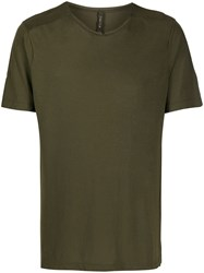 Transit Short Sleeved Fitted T Shirt 60