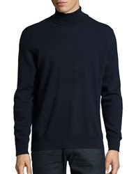 Black Brown Turtleneck Cashmere Sweater Winter Navy
