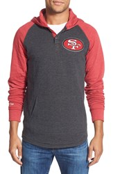 Mitchell Ness 'San Francisco 49Ers Home Stretch' Hoodie Ash