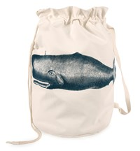 Thomas Paul Moby Laundry Bag Gray