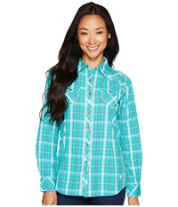 Ariat Maverick Snap Shirt Multi Women's Long Sleeve Button Up