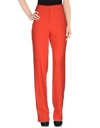 Guess By Marciano Trousers Casual Trousers Women Coral