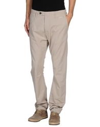 Novemb3r Casual Pants Light Grey