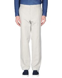 Henry Cotton's Trousers Casual Trousers Men Ivory