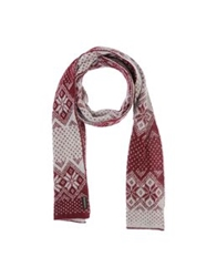 Napapijri Oblong Scarves Brick Red