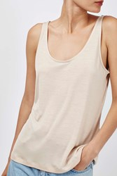 Boutique Slinky Vest By Blush
