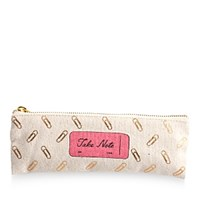 Rosanna Glam Office Take Note Pencil Bag Multi