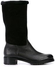 Gravati Classic Slip On Boots Black