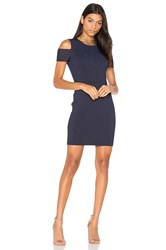 Bcbgmaxazria Monicka Dress Navy