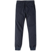Save Khaki Cuffed Twill Chino Blue
