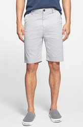 Men's Rodd And Gunn 'Penrose' Flat Front Shorts Sky
