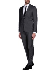 Mauro Grifoni Suits Grey
