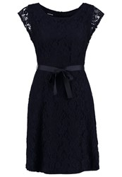 Taifun Summer Dress Marine Dark Blue