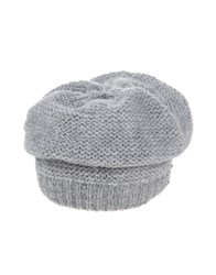 Fly Girl Accessories Hats Women Grey