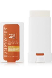 Hampton Sun Spf45 Mineral Face Stick Colorless