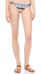 Tyler Rose Swimwear Wyatt Bikini Bottoms Nordic Whale