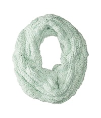 Betsey Johnson Pearly Girl Snood Aqua Caps Blue