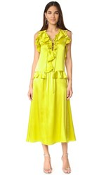 Marissa Webb Saige Dress Citron