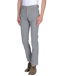 Richard James Brown Casual Pants Grey
