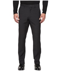 Kenneth Cole Reaction Techni Stretch Pants Black Men's Dress Pants