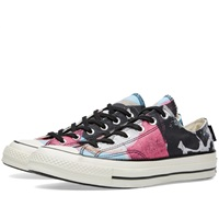 Converse X Andy Warhol Chuck Taylor 1970S Ox Pink And Black