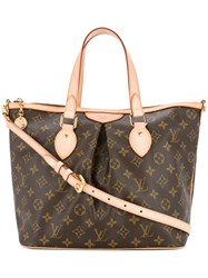 Louis Vuitton Vintage Palermo Pm 2 Way Shoulder Bag Brown