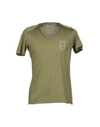 Jeordie's T Shirts Military Green