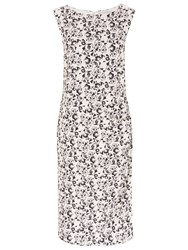 Havren Lauren Ruched Dress Multi Coloured Multi Coloured
