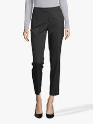 Betty And Co. Tailored Trousers Black