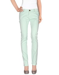 Atelier Fixdesign Trousers Casual Trousers Women Light Green
