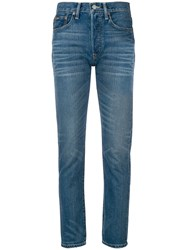 Polo Ralph Lauren Classic Fitted Jeans Blue