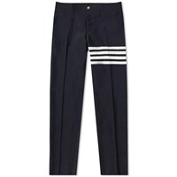 Thom Browne Unconstructed Slant Pocket Chino Blue