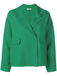 Odeeh Double Face Jacket Green