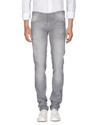 One Seven Two Denim Denim Trousers Grey