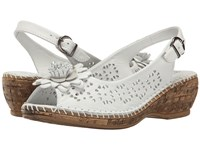 Spring Step Belford White Women's Shoes