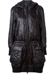 Zucca Padded Hooded Coat