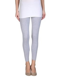 American Apparel Leggings Light Grey