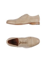 Wexford Lace Up Shoes Sand