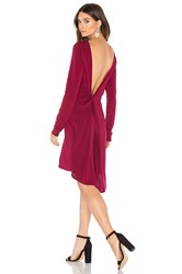 Bcbgmaxazria Celia Dress Red
