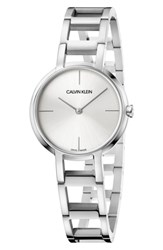 Calvin Klein Cheers Bracelet Watch 32Mm Silver